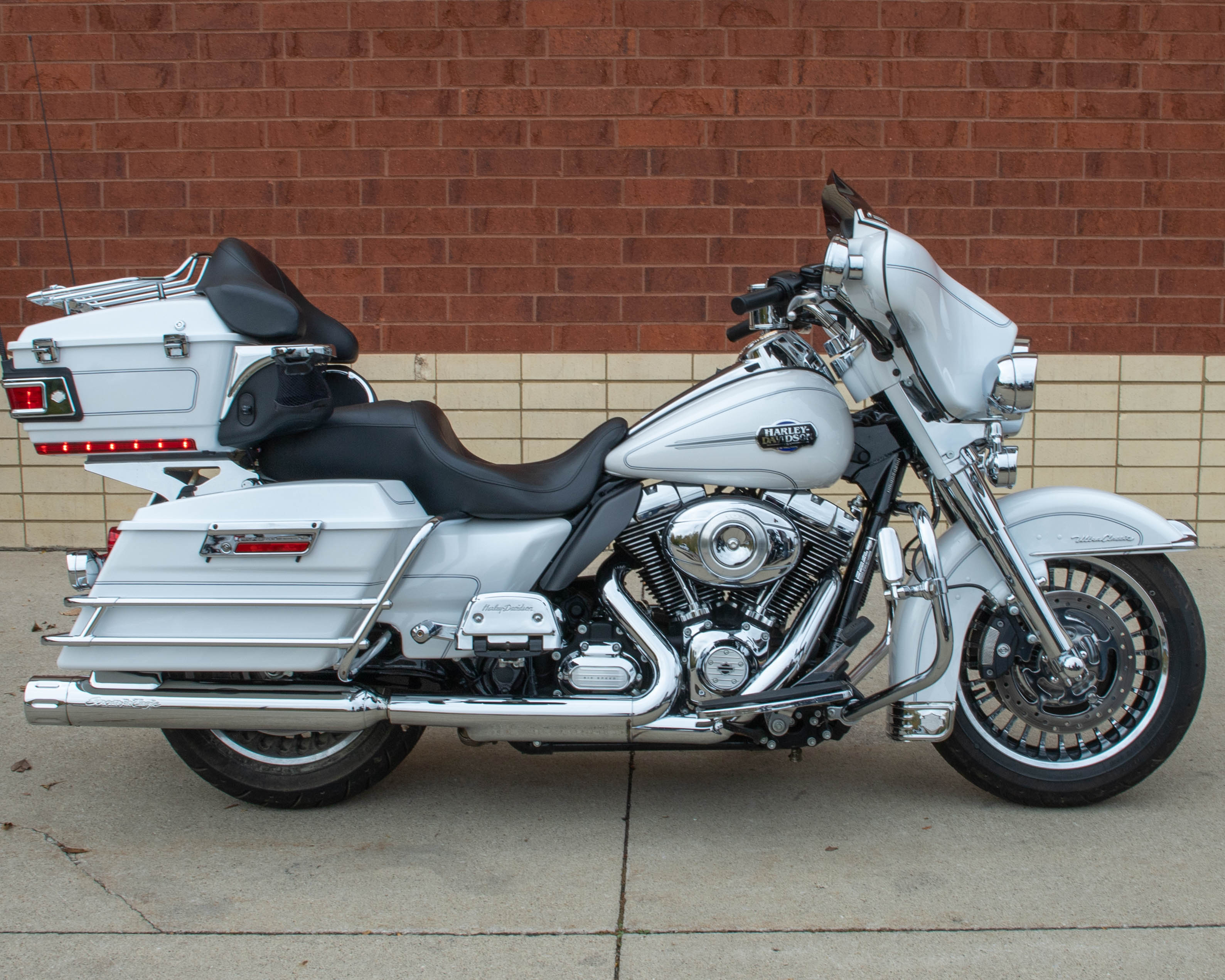 Pre-Owned 2012 Harley-Davidson Electra Glide Ultra Classic