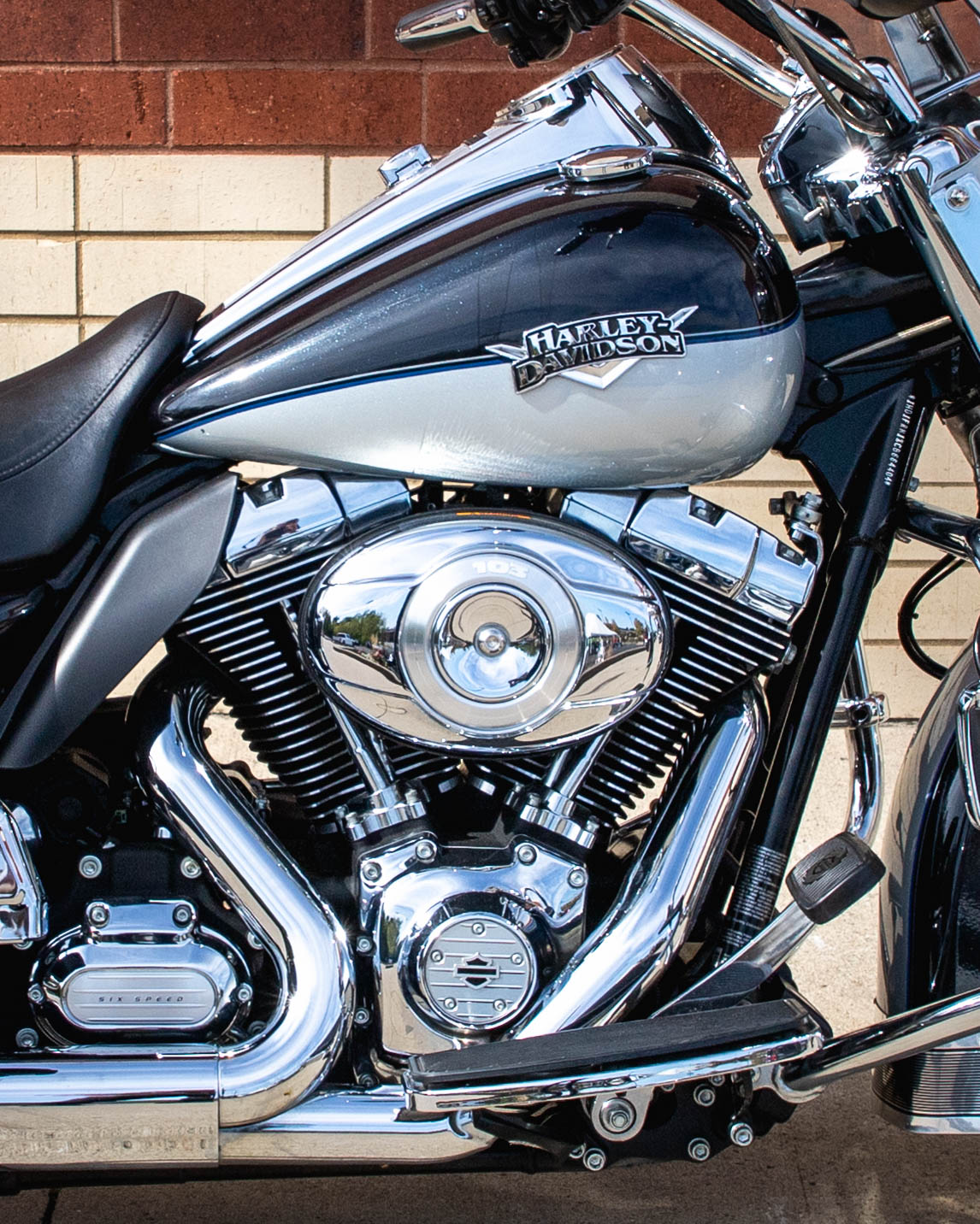Pre-Owned 2012 Harley-Davidson Road King Classic