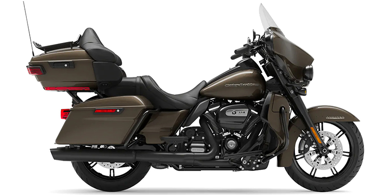 Pre-Owned 2020 Harley-Davidson Ultra Limited