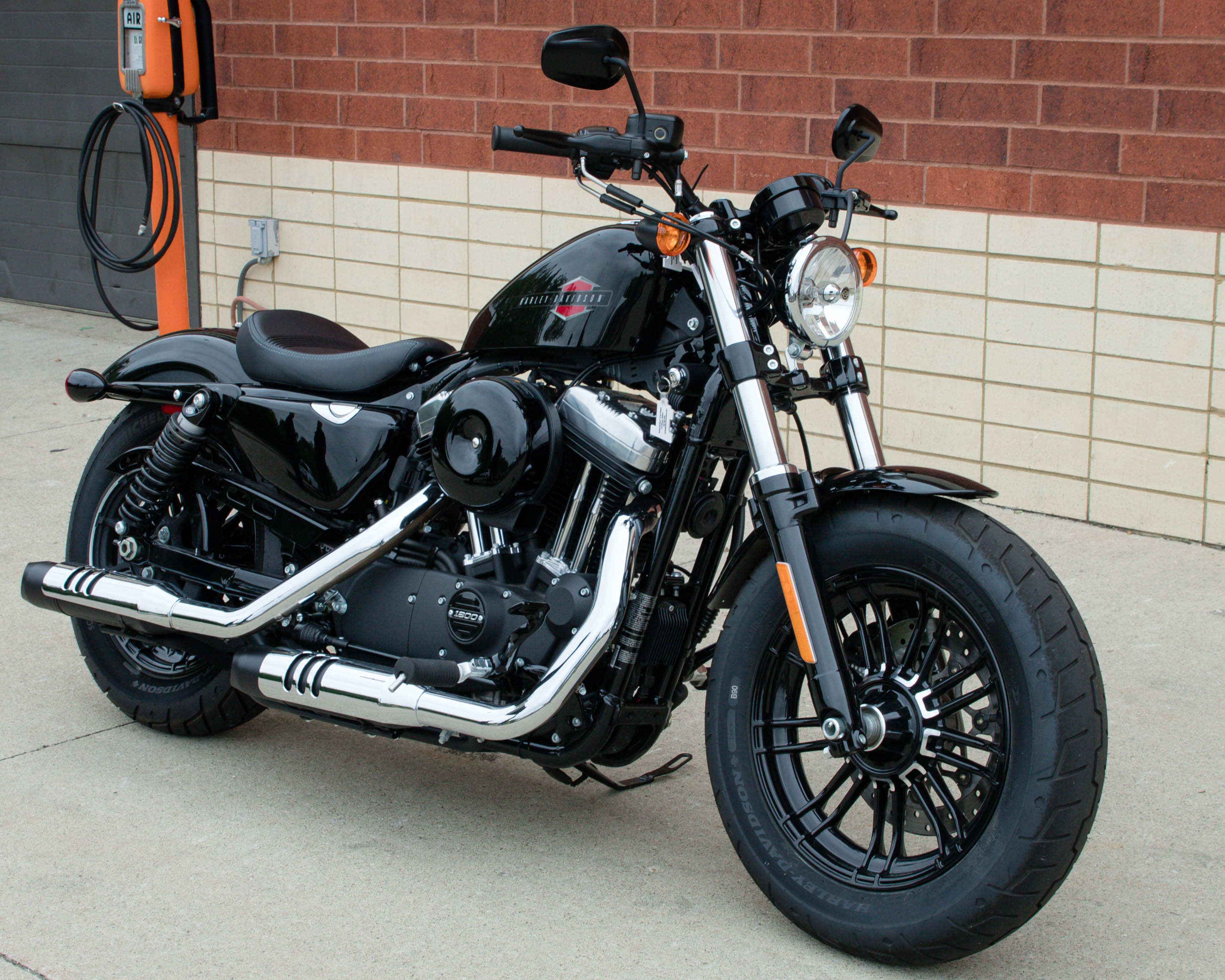 Pre-Owned 2019 Harley-Davidson Forty-Eight in Louisville ...