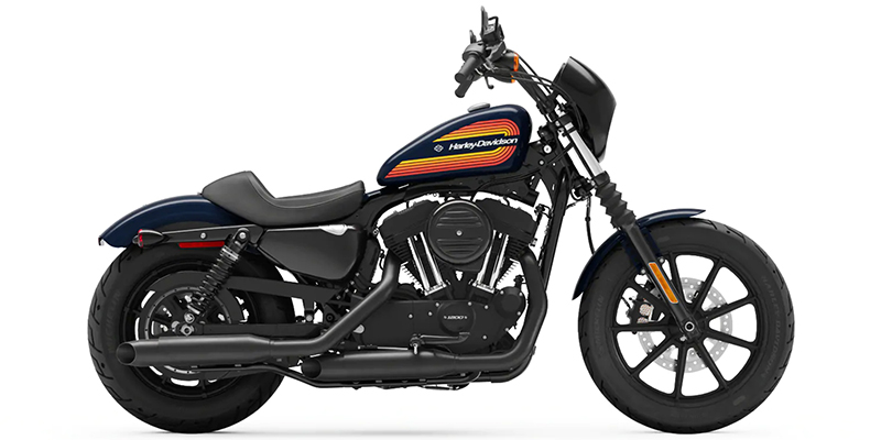 New 2020 Harley-Davidson Iron 1200