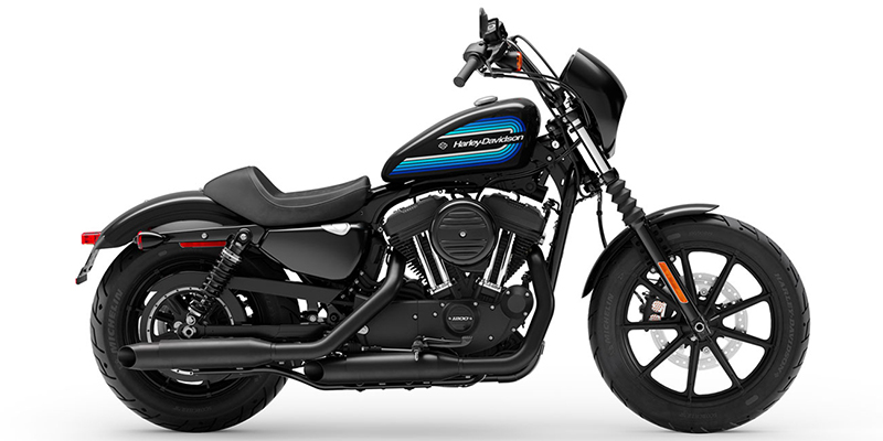 New 2019 Harley-Davidson Iron 1200