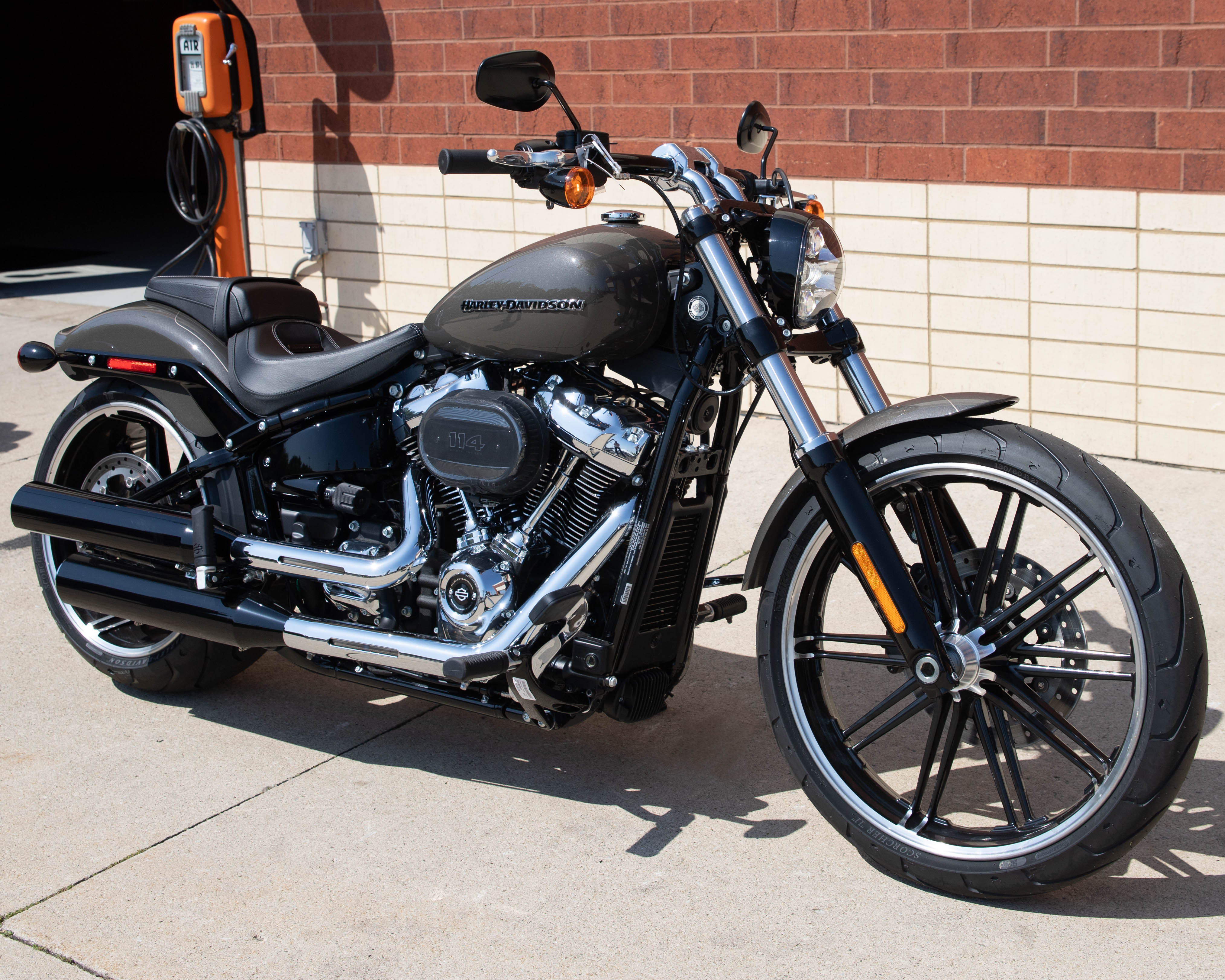 Pre-Owned 2019 Harley-Davidson Breakout 114