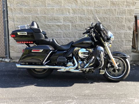 Pre-Owned 2014 Harley-Davidson Electra Glide Ultra Classic