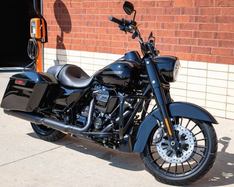 Pre-Owned 2019 Harley-Davidson Road King Special