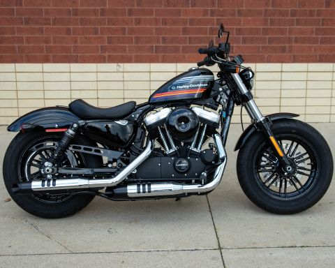 Pre-Owned 2018 Harley-Davidson Forty-Eight
