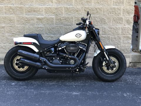 Pre-Owned 2019 Harley-Davidson Fat Bob 114